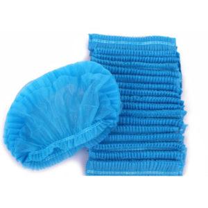 一次性條形帽 (藍色)