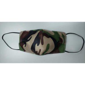 防水口罩-迷彩